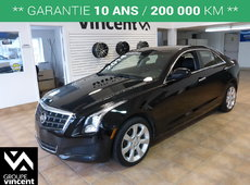 Cadillac ATS AWD 2.0T**GARANTIE 10 ANS** 2014
