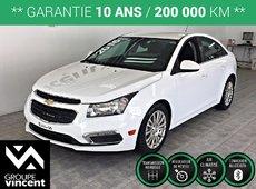 Chevrolet Cruze Limited ECO**GARANTIE 10 ANS** 2016