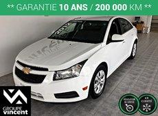 Chevrolet Cruze LT Turbo**GARANTIE 10ANS** 2012