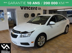 Chevrolet Cruze 1LT**GARANTIE 10 ANS** 2014