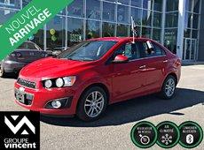 Chevrolet Sonic LT**GARANTIE 10ANS** 2013