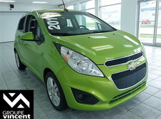 Chevrolet Spark LT**RÉGULATEUR DE VITESSE** 2014