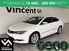 Chrysler 200 Limited ***GARANTIE 10ANS*** 2015