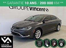 Chrysler 200 C **GARANTIE 10 ANS** 2015