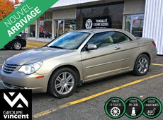 Chrysler Sebring Convertible Limited ** GARANTIE 10 ANS** 2009