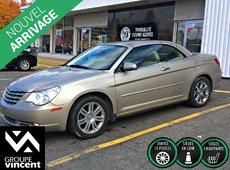 Chrysler Sebring Convertible Limited ** GARANTIE 10 ANS** 2009