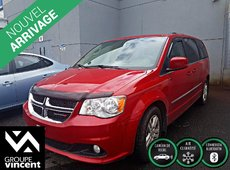 Dodge Grand Caravan CREW **BLUETOOTH** 2014