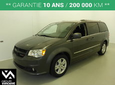 Dodge Grand Caravan CREW STOW AND GO **GARANTIE 10 ANS** 2017