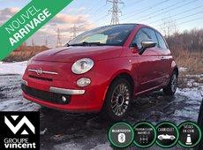 Fiat 500 500c LOUNGE**CONVERTIBLE** 2013