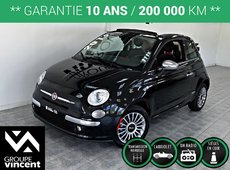 Fiat 500 C LOUNGE CONVERTIBLE **GARANTIE 10 ANS** 2013