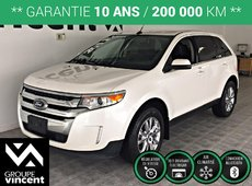 Ford Edge LIMITED**GARANTIE 10ANS** 2011