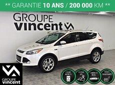 Ford Escape Titanium AWD ** GARANTIE 10 ANS ** 2016