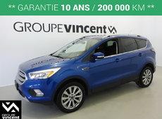 Ford Escape Titanium AWD**GARANTIE 10 ANS** 2017