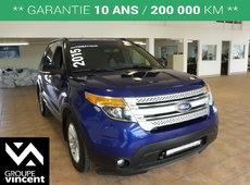 Ford Explorer XLT 4X4**GARANTIE 10 ANS** 2015