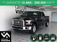 Ford F-150 XTR CREW CAB 5.0L 4X4 **GARANTIE 10 ANS** 2016