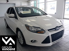 Ford Focus Titanium**SUPPORT À VÉLO** 2012