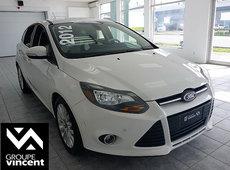 Ford Focus Titanium **CUIR** 2012