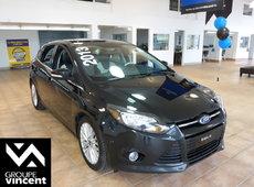 Ford Focus Titanium**SIÈGES CHAUFFANTS** 2013