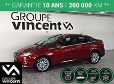 Ford Focus Titanium  **GARANTIE 10 ANS** 2014