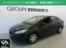 Ford Focus S AIR CLIMATISÉ**GARANTIE 10 ANS** 2015