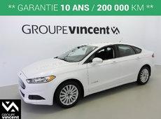 Ford Fusion SE HYBRID**GARANTIE 10 ANS** 2014