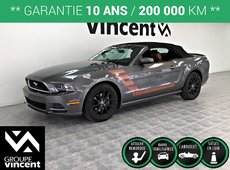 Ford Mustang V6 Premium Convertible  **GARANTIE 10 ANS** 2013