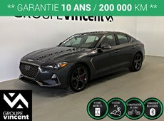 GENESIS G70 3.3T ADVANCED HTRAC (AWD) ** GARANTIE 10 ANS ** 2019