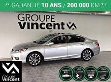 Honda Accord Sport **GARANTIE 10 ANS** 2015