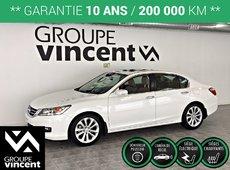 Honda Accord TOURING GPS CUIR TOIT **GARANTIE 10 ANS** 2015