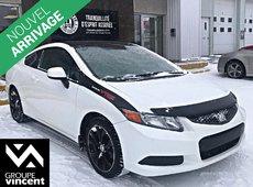 Honda Civic Cpe LX**COUPÉ/ MAGS NOIR/ TOIT NOIT** 2012