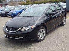 Honda Civic Sdn LX **TRÈS PROPRE** 2013