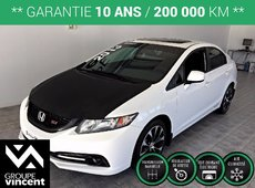 Honda Civic Si **NAVIGATION** 2013