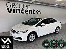 Honda Civic Sedan LX**GARANTIE 10 ANS** 2014