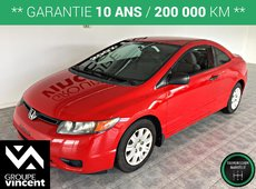 Honda Civic DX**2 PORTES** 2007