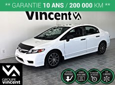 Honda Civic DX-G ** DÉMARREUR À DISTANCE ** 2011