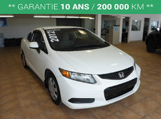 Honda Civic COUPE LX**GARANTIE 10 ANS** 2012