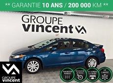 Honda Civic EX ** GARANTIE 10 ANS ** 2012