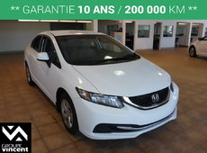 Honda Civic LX** AUTO+AIR** 2013