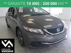 Honda Civic EX **TOIT | MAGS | BLUETOOTH** 2013