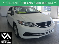 Honda Civic LX **BLUETOOTH** 2013