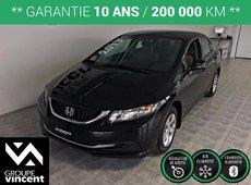 Honda Civic LX**AUTOMATIQUE** 2013