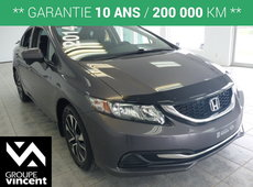Honda Civic EX **TOIT | MAGS | BLUETOOTH** 2014