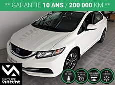 Honda Civic EX**CAMÉRA DE RECUL/ BLUETOOTH/ SIÈGES CHAUFFANTS* 2014
