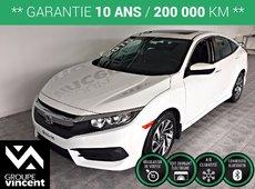 Honda Civic EX **TOIT OUVRANT** 2016