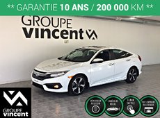 Honda Civic TOURING**LIQUIDATION**GPS /CUIR/ TOIT OUVRANT** 2017