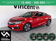 Honda Civic COUPE EX-T ** GARANTIE 10 ANS ** 2017