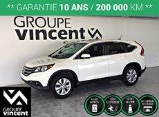 Honda CR-V EX-L **GARANTIE 10 ANS** 2014