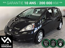 Honda Fit LX **CLIMATISATION/ BLUETOOTH** 2014