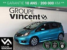 Honda Fit Sport ** GARANTIE 10 ANS ** 2014