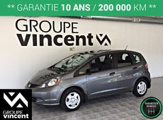 Honda Fit DX **GARANTIE 10 ANS** 2014